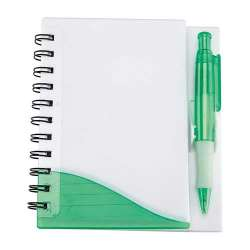 LIBRETA FRESH COLOR VERDE