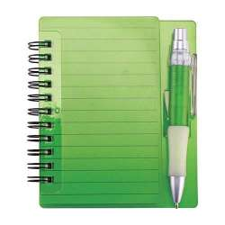 LIBRETA FUN-WORK COLOR VERDE