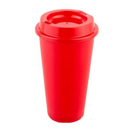 VASO TIRICH COLOR ROJO