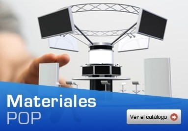 Catálogo de Materiales POP